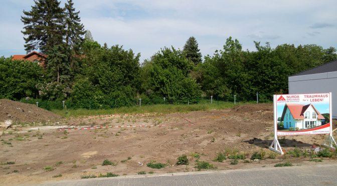 Grundstückseinweihung