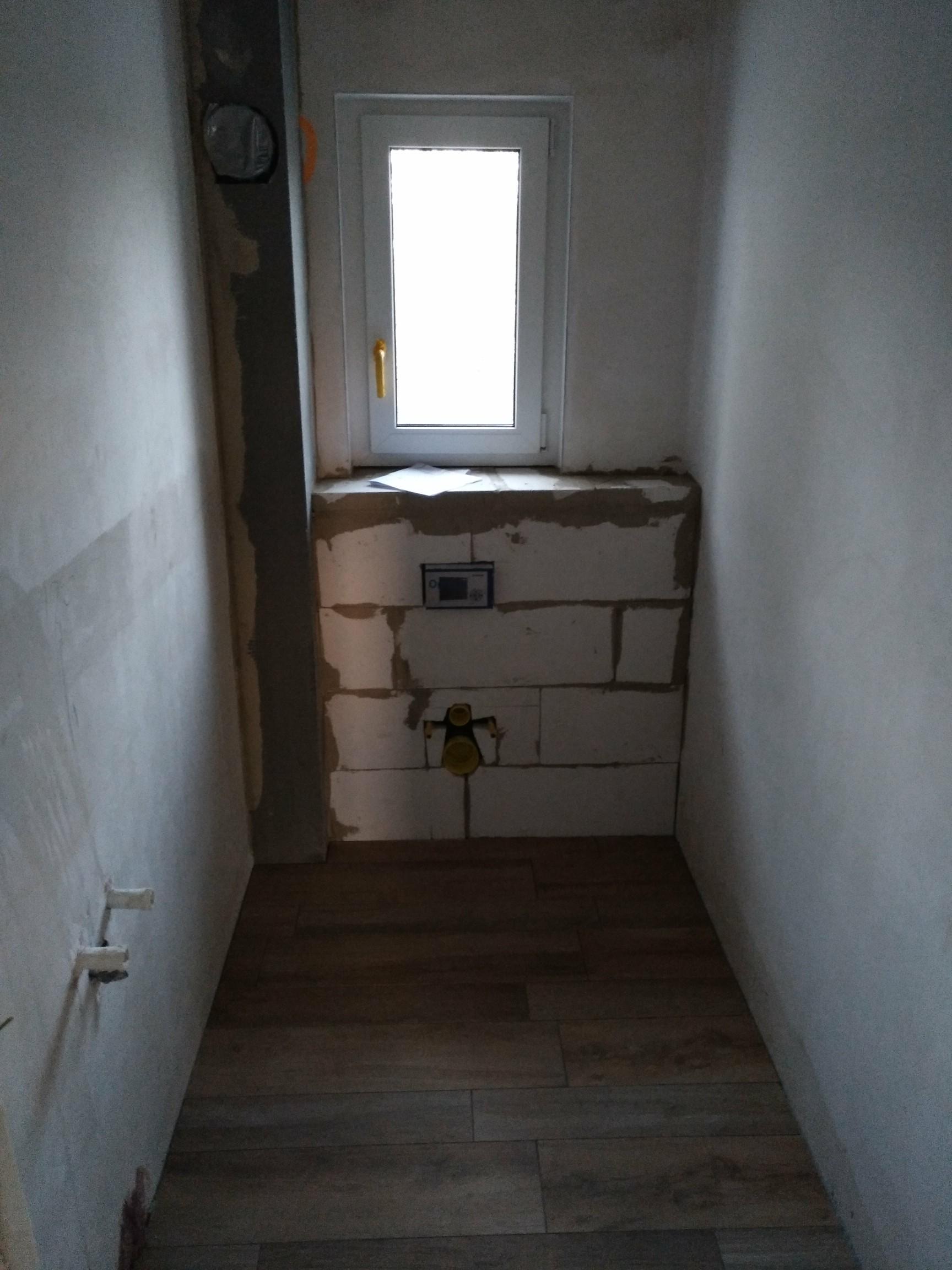 fliesen im bad hausbau thamm mit nurda. Black Bedroom Furniture Sets. Home Design Ideas